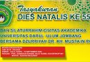 Tasyakuran Dies Natalis ke-55