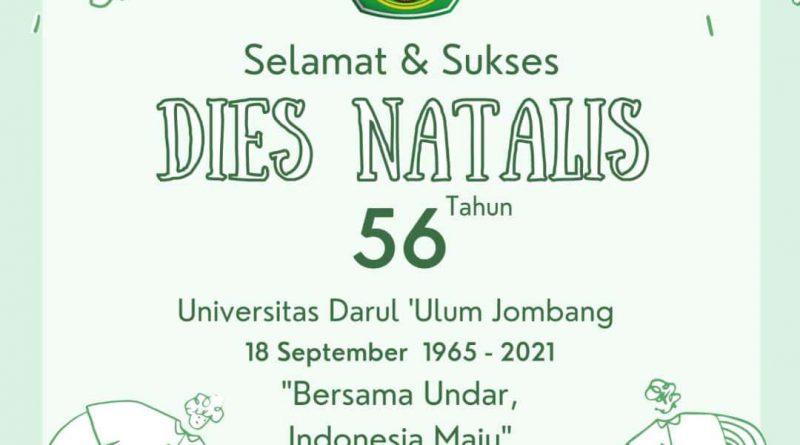 Dies Natalis Universitas Darul 'Ulum